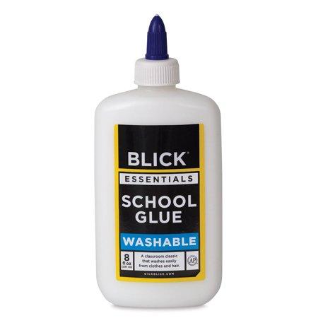 Blick Washable Glue - 8 oz, White