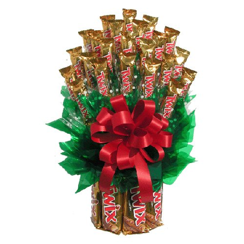 All Twix™ Candy Bouquet