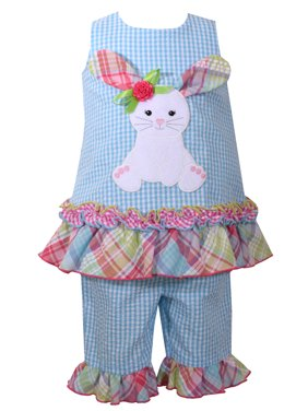 ee4ab46b8 Bonnie Jean Little Girls Outfit Sets - Walmart.com