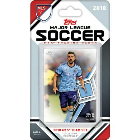 New York City FC 2018 Team Card Set - No Size