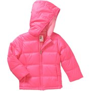 Baby Toddler Girls' Bubble Puffer Jacket