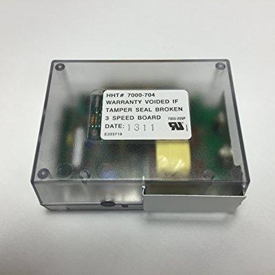 quadrafire 3 speed control box