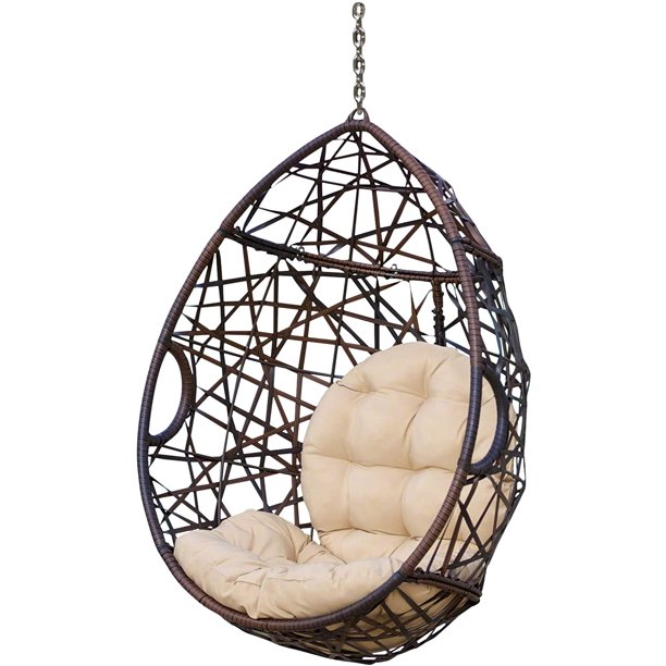 Christopher Knight Home 312592 Cayuse, Outdoor Swing Chairs With Stand