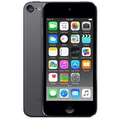 Refurbished Apple iPod Touch 16GB Space Gray (6th Generation)