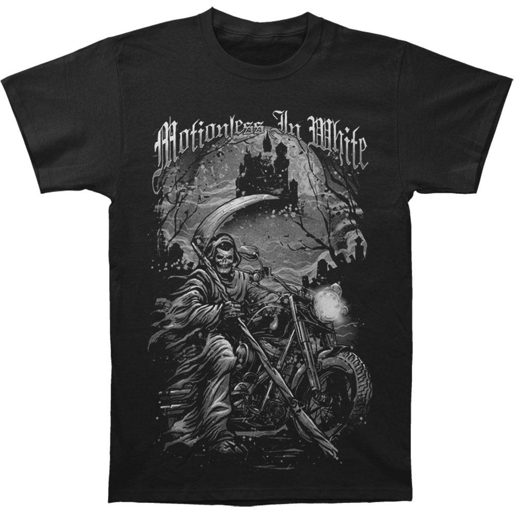 Motionless In White Men's  Reaper T-shirt Black