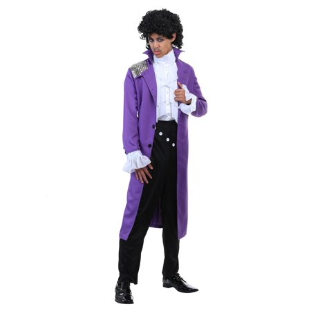 Purple Rock Legend Costume for - Passions Hard Rock Halloween