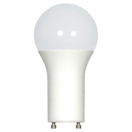 Dimmable Gu24 Compact - 9.8w A19 LED 120v Frosted GU24 base 4000K Cool White Dimmable Light Bulb