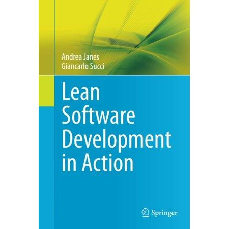 Lean Software Development In Action  Softcover Reprint Of The Origi
