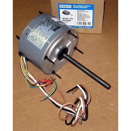 Fasco D7909 Air Conditioner Condenser Fan Motor Totally Enclosed (TENV) on compressor wiring diagram, ac motor diagram, geothermal heat pump wiring diagram, evaporator wiring diagram, pressure switch wiring diagram, condensing unit wiring diagram, split system heat pump wiring diagram, ac condenser wiring diagram, circuit board wiring diagram, tankless hot water heater wiring diagram, gas valve wiring diagram, condenser fan motor wiring, transformer wiring diagram, portable heater wiring diagram, thermostat wiring diagram, window ac wiring diagram, goodman wiring diagram, rheem condenser wiring diagram, control board wiring diagram, single-phase motor reversing diagram,