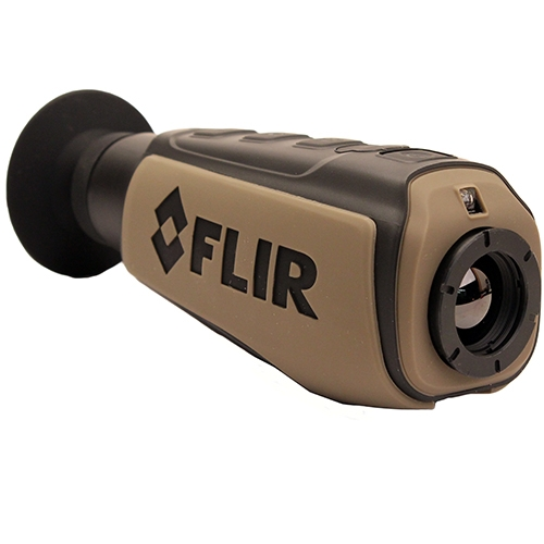 Click here to buy FLIR Scout III Thermal Monocular,640 x 512 VOx Microbolometer, 2X & 4X Zoom, Black Hot, White Hot, Insta Alert and Grade by FLIR.