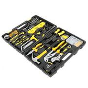 GoDecor 218-Piece Home Tool Kit, Basic Household Repair Tool Kit for Home, Office