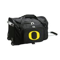 "Oregon Ducks 22"" 2-Wheeled Duffel Bag -"