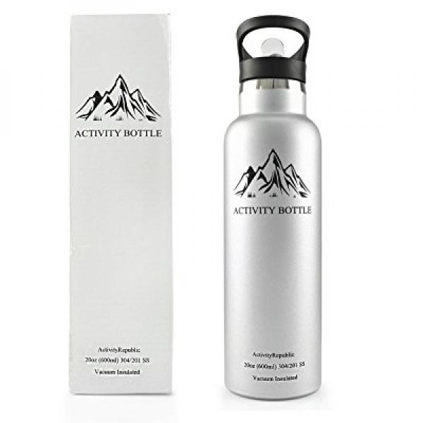 Best Gift Boxed Stainless Steel Water Bottle by Activity ...