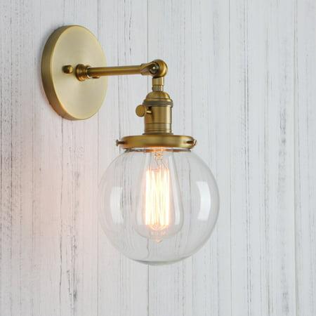 vintage industrial lighting fixtures. Permo Vintage Industrial Wall Sconce Lighting Fixture With Mini 5.9\ Vintage Industrial Lighting Fixtures D