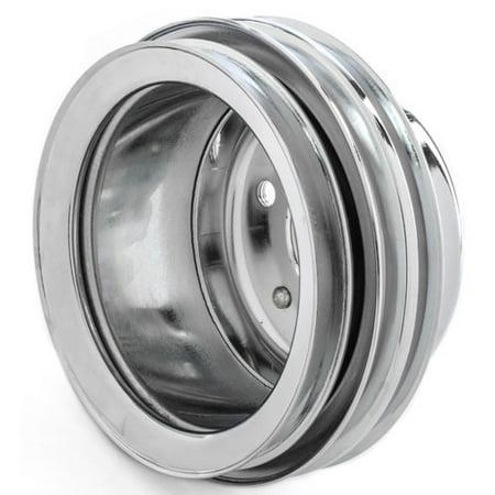 JEGS 504208 Crankshaft Pulley -