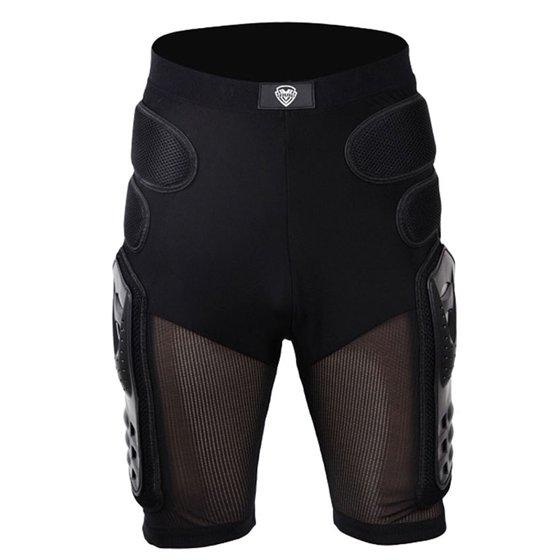 5f6626d1b Sweetsmile New Mens Black Shorts for Off Road Motor Cycle Mountain Bicycle  Bike Racing Cycling Downhill Pants for Boys - Walmart.com