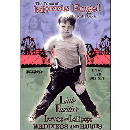 The Films Of Morris Engel  Little Fugitive   Lovers And Lollipops   Weddings And Babies  Widescreen