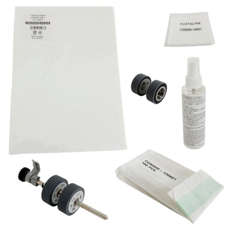 Genuine Fujitsu CG01000-277701 (PA03656-0001) ScanAid Cleaning and Consumable Kit for ScanSnap IX500