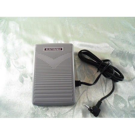 Foot Speed Control Pedal fit Singer 160,3305,3311,3400,5400,5500,5625,6160, 6180 (Sewing Machine Without Foot Pedal)