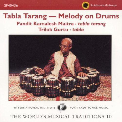 Personnel: Pandit Kamalesh Maitre (tabla tarang); Laura Patchen (tanpura); Trilok Gurtu (tabla).<BR>This is part of Smithsonian/Folkways' The World's Musical Traditions series.