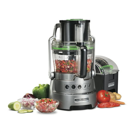 Hamilton Beach® Professional 14 Cup Dicing Food Processor | Model# 70825