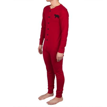 Bear Bum Union Suit ()