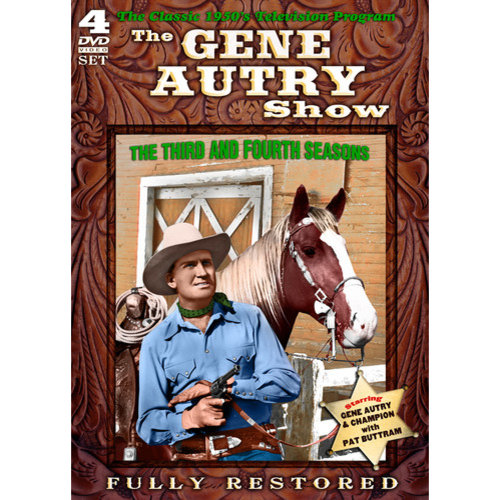 The Gene Autry Show: The Complete Third And Fourth Seasons (Full Frame)