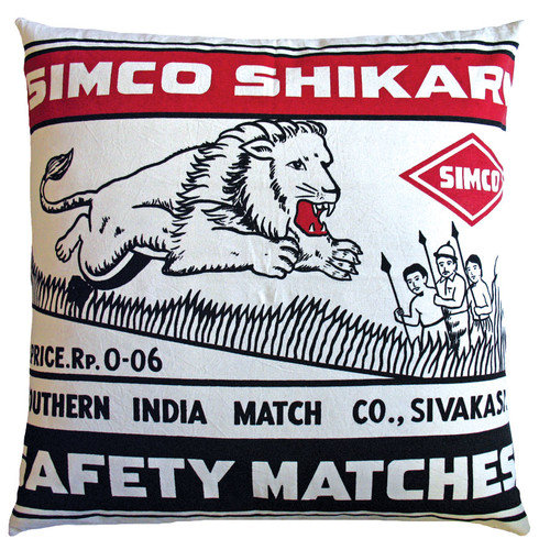 Koko Company Match Co Cotton Euro Pillow