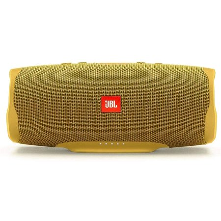JBL JBLCHARGE4YELAM-Z Charge 4 Waterproof Portable Bluetooth Speaker, Yellow - Certfied Refurbished