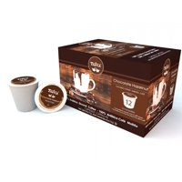 Cafe Tastle Chocolate Hazelnut Single Serve Coffee, 12 Count