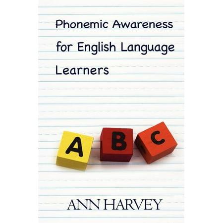 Phonemic Awareness : For English Language Learners Phonemic Awareness Box