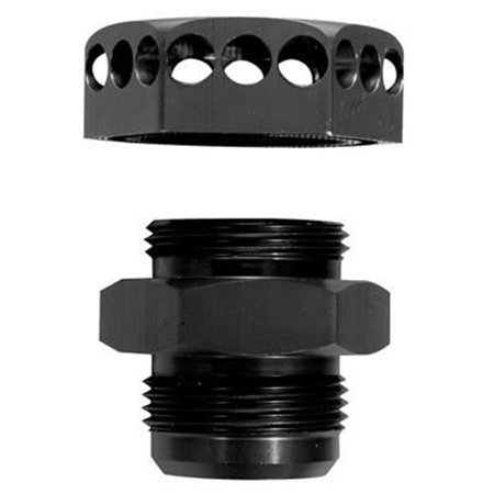 Moroso 22634 16 AN Positive Seal Vented Fitting - image 1 of 1