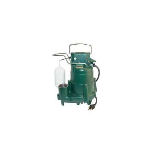 Zoeller 98-0001 Flow-Mate 1/2 HP Automatic Submersible Ef...