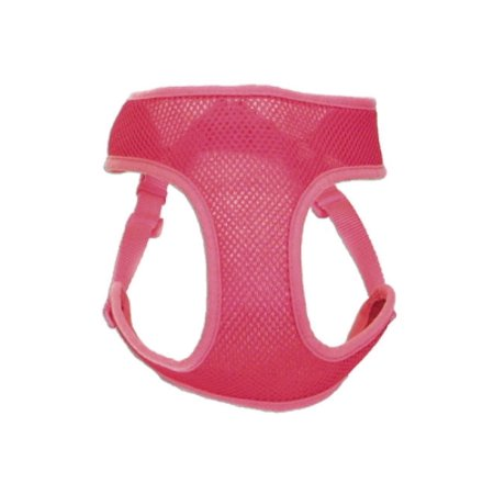 Comfort Soft Wrap Adjustable Dog Harness XXSmall - Pink, Girth Size 14