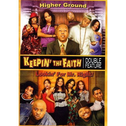 Keepin' The Faith Double Feature: Higher Ground / Lookin' For Mr. Right! (Widescreen)