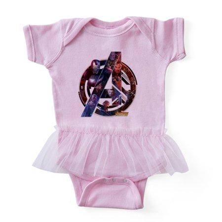 CafePress - Avengers Infinity War Symbol - Cute Infant Baby Tutu - Avengers Symbols