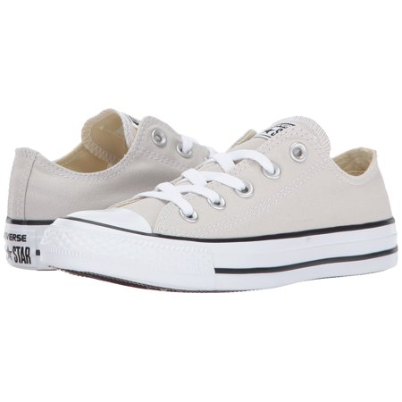 bdec55ea9b1 Converse Unisex Chuck Taylor All Star Seasonal Low Top Shoe Grey Men s Size  10 Women s Size 12 - Walmart.com