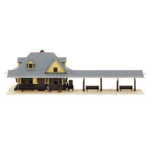 Atlas N Scale Passenger Station Kit with 1 Platform
