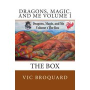 Dragons, Magic, and Me Volume 1 the Box