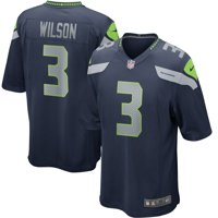 Russell Wilson  Seattle Seahawks Nike Game Player Jersey - Navy