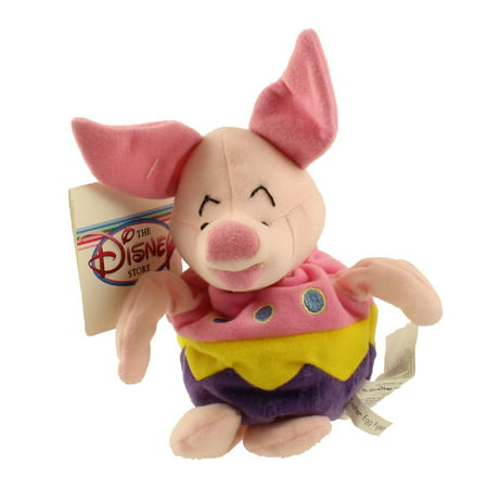 Disney Bean Bag Plush - EASTER EGG PIGLET (Winnie the Pooh) (9 inch) (Disney Eggs)