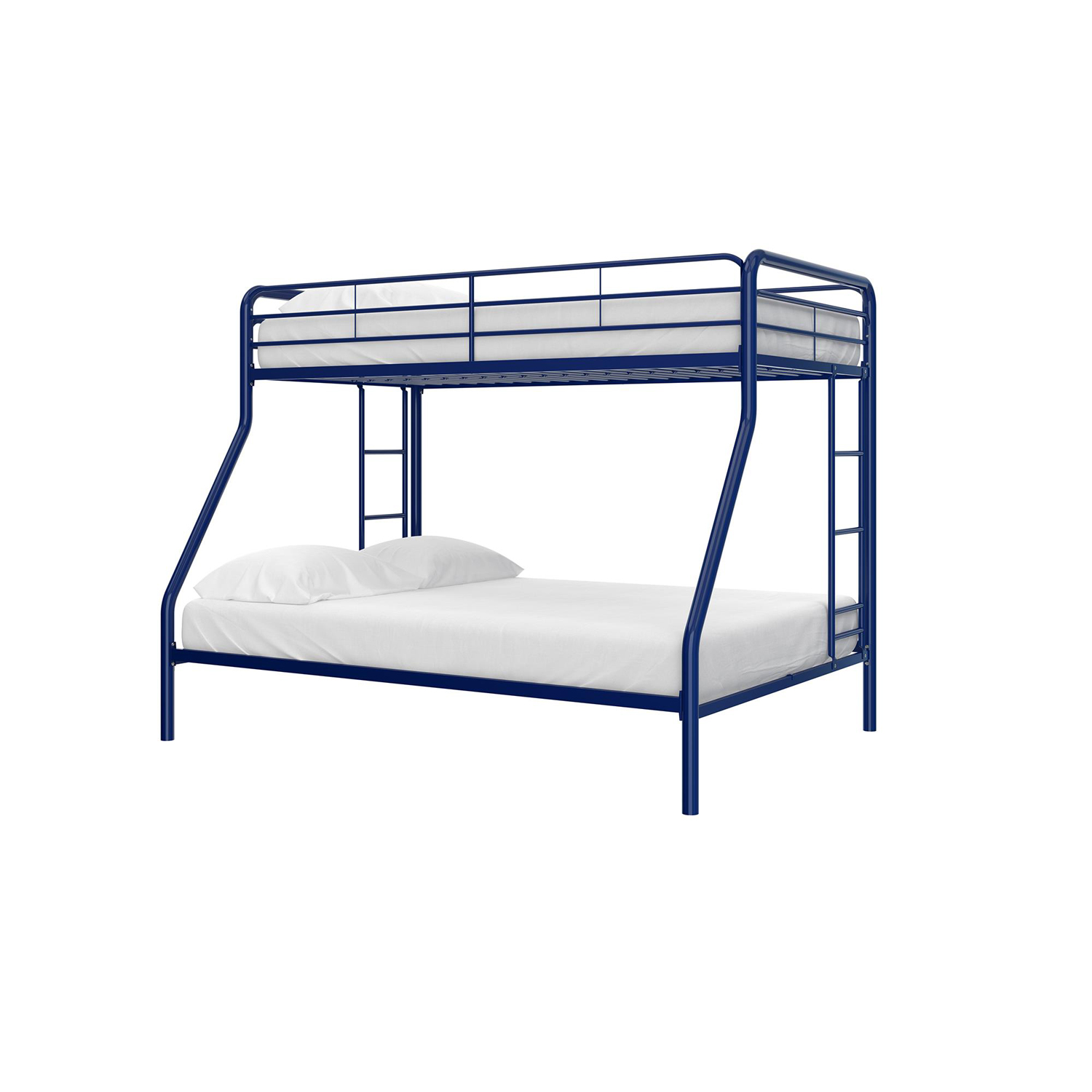 Dorel Twin Over Full Metal Bunk Bed Multiple Colors Walmart