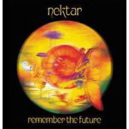 Nektar   Remember The Future  Cd
