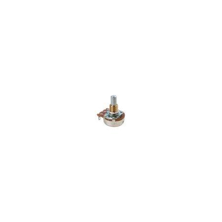 Guitar Amp Potentiometer - Bourns Guitar & Amp Potentiometer, 500K Linear, Solid Shaft