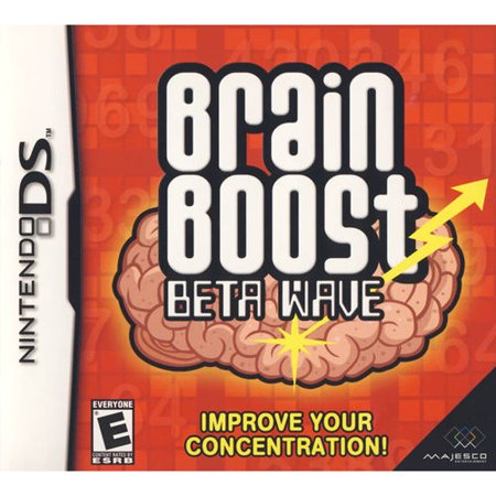 Brain Boost: Beta Wave - Nintendo DS