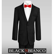 Black N Bianco Boys Suits w/ Bow Tie