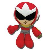 """Capcom Mega Man Proto Man Plush Toy, 9"""""""