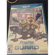 StarFox Guard for Nintendo Wii U