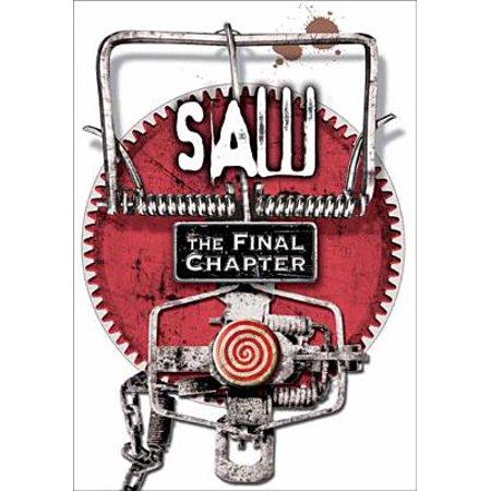 Saw: The Final Chapter (DVD) - Galaxy Life Halloween Final