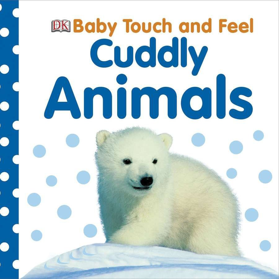 Cuddly Animals (Board Book)